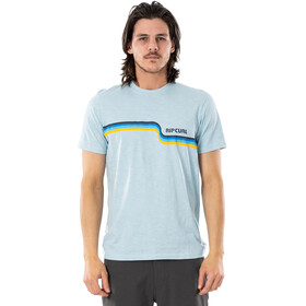 Rip Curl Surf Revival Tee Men, light blue